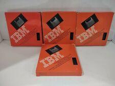 Lot Of 4 Ibm Easy Strike Correctable Ribbon Cassette 1337761 New