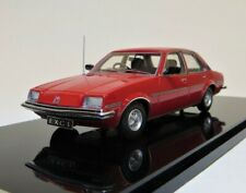 BHM EXCALIBUR EXC 1a: 1980 VAUXHALL CAVALIER MK 1 1600GL, RED. BRAND NEW IN BOX.