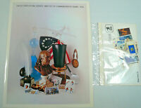 Sealed 1976 Mint Set USPS Commemorative Souvenir Yearbook with Stamps Free Ship