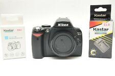 Nikon D40 SLR Digital Camera Body Only SN3138064