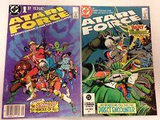 Atari Force 1 2 3 4 5 6 7 8 9 10 11 12 13 14 15 16 17 18 19 20 Special #1 1984
