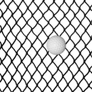 Golf Hockey Barrier Netting Back Yard Sports Practice Net Indoor Outdoor 10x15FT