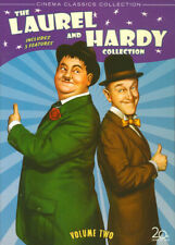 Laurel and Hardy Collection - Vol. 2 (Boxset) New DVD