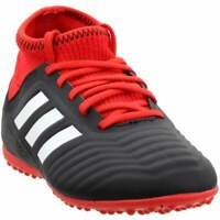 adidas Predator Tango 18.3 Turf Junior Kids Boys Soccer Cleats     - Black -