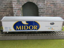 "Marklin HO - ""Midor"" Dairy Products Logo Transport Car #4735 (LNIB)"