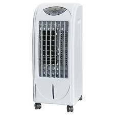Sunpentown - Evaporative Air Cooler with 3D Cooling Pad - White