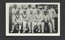 CHUMS - CRICKETERS - THE SURREY TEAM, 1922