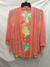 RUBY RD 2 PC TOP SIZE XL ( NWOT )