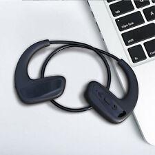 Waterproof Black Swimming Earphones Wireless Bluetooth Headset 16GB Mp3 Player