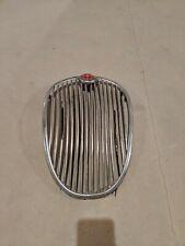 Early Jaguar MK-I front grille. 58 59 1958 1959