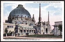VINTAGE LITHO '15 P.P.I.E. EXPOSITION FAIR SAN FRANCISCO CALIFORNIA OLD POSTCARD