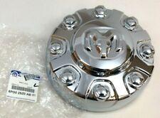 2019 2020 RAM 2500 3500 chrome head logo for 18x8 Wheel Center Cover Hub Cap OEM