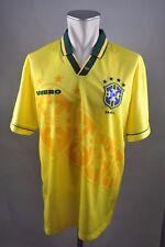 Brasilien Trikot Gr. XL Umbro Jersey 1994-1997 Home Brazil maglia 90s vintage