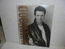 Steve Winwood Roll With it Tour Book 1988 Nice Shape Rare