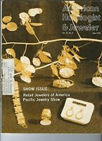 MF-099 - American Horologist & Jeweler Magazine June 1978, Watch Department