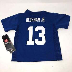 NFL Odell Beckham Jr. NFL Jersey New York Giants #13 Baby Toddler Size 18 Month