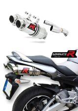 Escape silenciador exhaust DOMINATOR REDONDO GSR 600 06-11 + DB KILLER