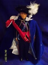 Peggy Nisbet Dolls  # P/402 H.R.H. PRINCE CHARLES Order of the Garter Robes