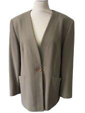 Gerry Weber Ladies Light Green 16 Winter Coat