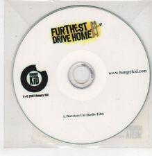 (GU425) Furthest Drive Home, Directors Cut - 2007 DJ CD