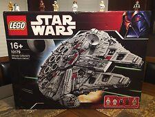 LEGO STAR WARS MILLENNIUM FALCON 10179 UCS BONUS VERY RARE!