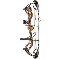 Bear Archery Legit RTH 5-70# Right Hand Wildfire Camo Moonshine