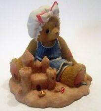 Cherished Teddies Sandy There's Room in My Sand Castle For You 203467   Enesco