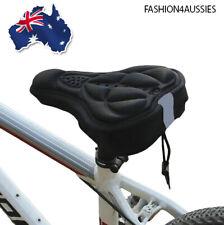 Soft Bike Seat Saddle Bicycle Cycling Silicone Sponge Mat Cushion Cover Saddle