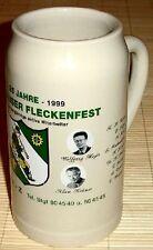 Bierkrug 25 años zuffenhäuser manchas firmemente 1975-1999 imagen. los empleados activo