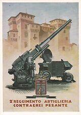 MILITARE - ARTIGLIERIA - 2° Reggimento Artiglieria Contraerei Pesante 2