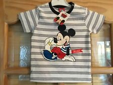 Brand New With Tags boys Mickey Mouse T-Shirt Age 2 years