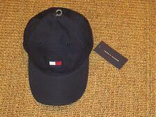 TOMMY HILFIGER MEN'S BASEBALL CAP BIG FLAG LOGO MEN'S  NAVY  CLASSIC NEW