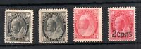 Canada 1897-1899 QV mint/unused collection WS14029