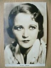 Film Actresses Postcard- WYNNE GIBSON (Film Weekly No.2, London)
