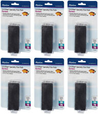 Aqueon (6 Pack) QuietFlow Carbon Specialty Filter Pads, Size 20/75, 4 Per Pack
