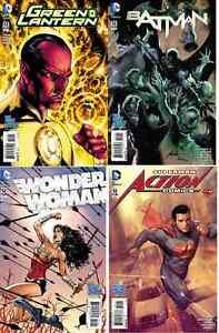 COMPLETE SET OF 11 DC Comics NEW 52 HOMAGE VARIANT COVERS! BATMAN! WONDER WOMAN+