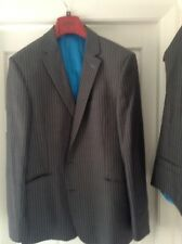 Next Men's 3 Piece Pinstripe Suit
