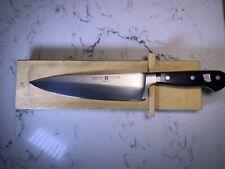 "Wusthof 4582/20 Classic 8"" Chef's Knife - Black"