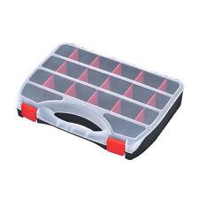 36 Domino, contenitore di plastica, GIOIELLI TOOL BOX CASE ORGANIZER STORAGE