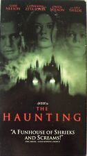 The Haunting (VHS, 1999) Liam Nelson, Owen Wilson, # 667068482232