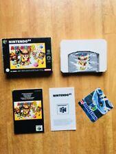 Mario Party 2 Con Manual Super Nintendo 64 Nes Pal Eur Muy Bien Estado