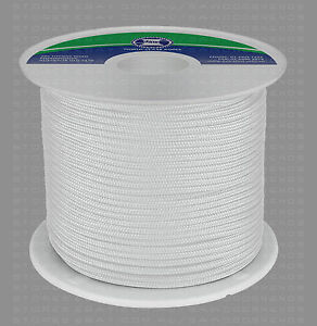 Double Braided Yachting Rope, 8mm x 250m Sail Boat Rope, -AUSTRALIAN MADE