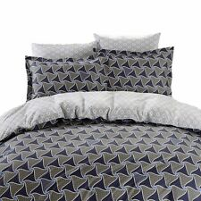DM630Q - Queen Duvet Cover Set - 6 Piece 100% Fine Cotton - Dolce Mela Bedding