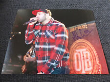 OBEY THE BRAVE Alex Erian signed 8x10 inch Photo InPerson in Germany LOOK