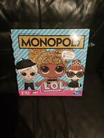 Monopoly LOL Surprise Edition Game