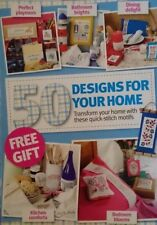 Cross Stitch Chart Book - 50 Designs for your home Chart Book  NEW