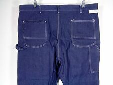 Vintage Sears Union Made Carpenter Jeans Pants 46 x 27 Perma Prest