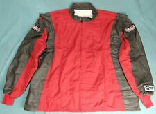 NEW G-Force GF745 Multi-layer Racing Suit Jacket Red 3XL XXXL SFI 3.2A/5 Nomex