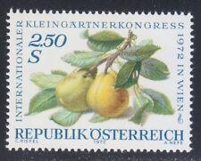 Austria 1972 MNH Mi 1394 Sc 928 Pears.Fruits