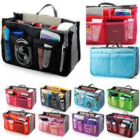 Large Ladies Wash Bag Toiletry Cosmetic Travel Make Up Handle Folding Organizer